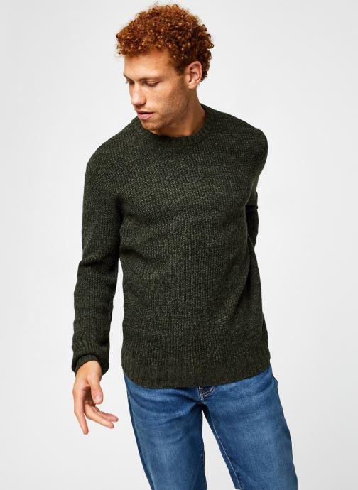 Vêtements Harris Wilson Pull Albi Vert vue droite