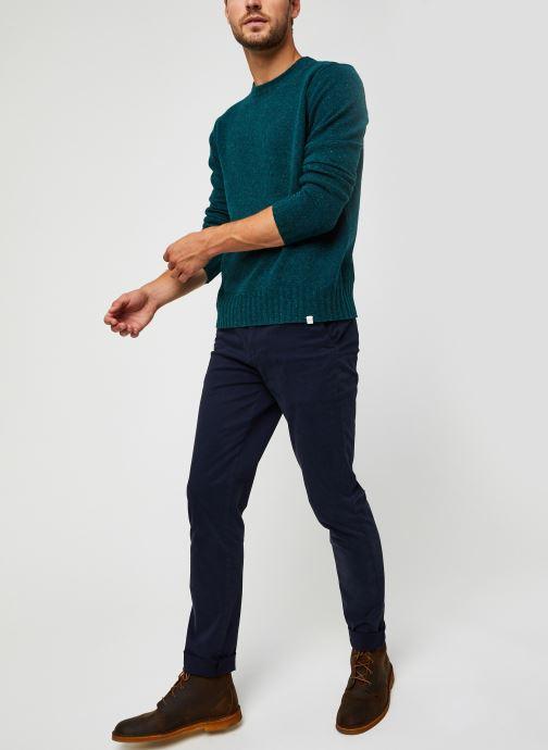 Vêtements Harris Wilson Pull Arnold Vert vue bas / vue portée sac