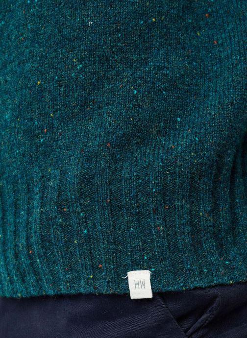 Vêtements Harris Wilson Pull Arnold Vert vue face