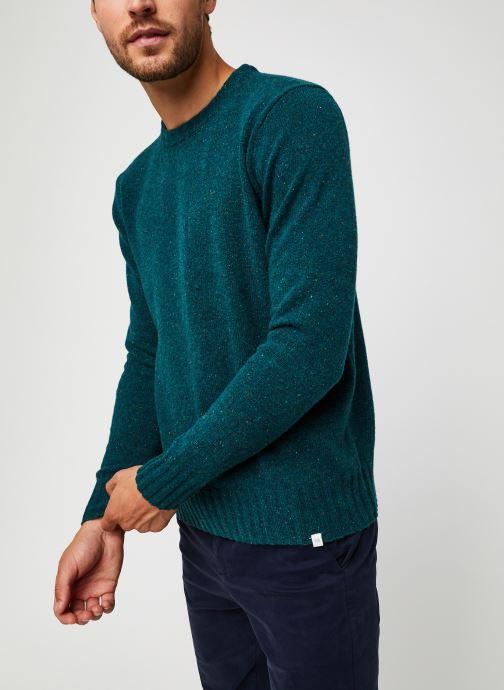 Vêtements Harris Wilson Pull Arnold Vert vue droite