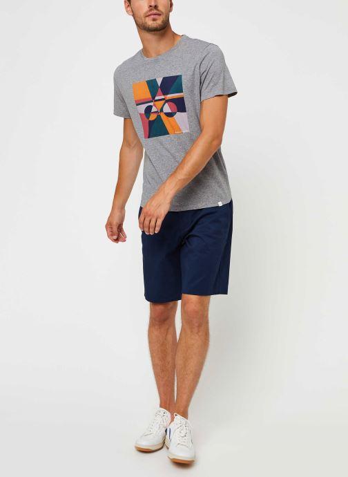 Kleding Harris Wilson Tee-shirt Carl Grijs onder
