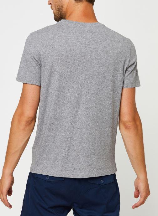 Kleding Harris Wilson Tee-shirt Carl Grijs model