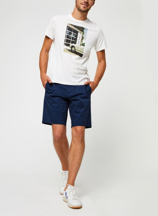 Kleding Harris Wilson Tee-shirt Carlito Wit onder