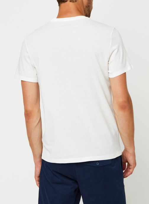 Kleding Harris Wilson Tee-shirt Carlito Wit model