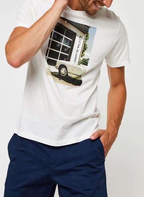 Kleding Harris Wilson Tee-shirt Carlito Wit detail