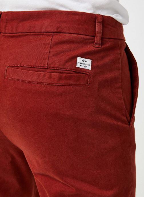 Vêtements Harris Wilson Pantalon Tulio Bordeaux vue face