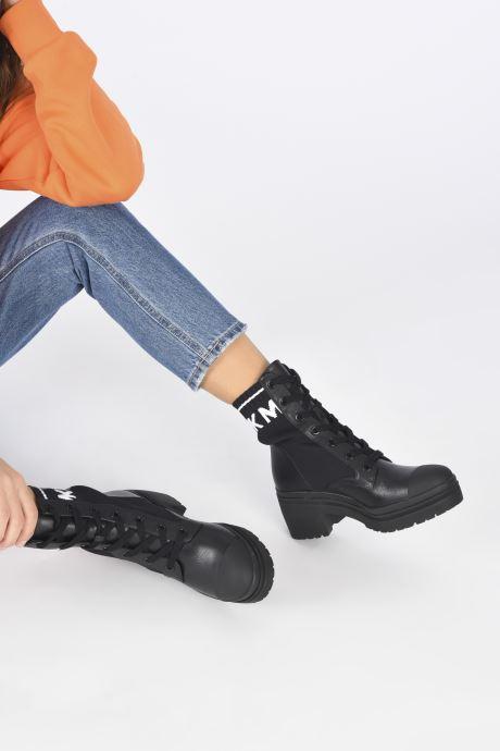 Boots en enkellaarsjes Michael Michael Kors BREA BOOTIE Zwart onder