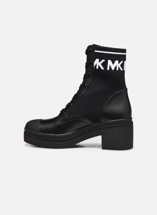 Boots en enkellaarsjes Michael Michael Kors BREA BOOTIE Zwart voorkant