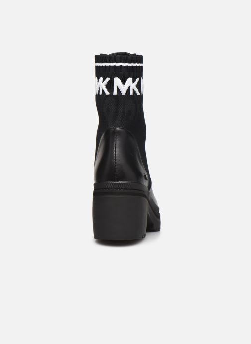 Boots en enkellaarsjes Michael Michael Kors BREA BOOTIE Zwart rechts