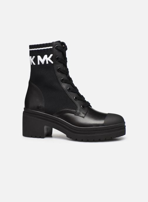 Boots en enkellaarsjes Michael Michael Kors BREA BOOTIE Zwart achterkant