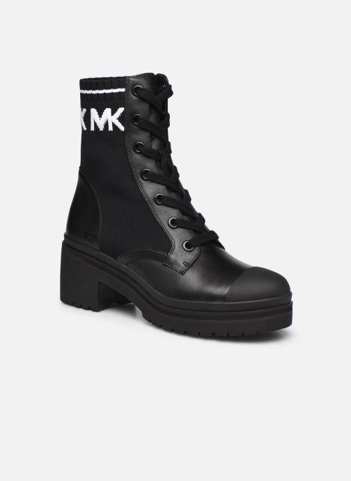 Boots en enkellaarsjes Michael Michael Kors BREA BOOTIE Zwart detail