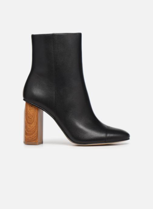 Bottines et boots Michael Michael Kors PETRA  TOE CAP BOOTIE Noir vue derrière