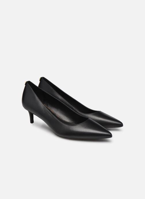 Zapatos de tacón Michael Michael Kors SARA  FLEX KITTEN PUMP Negro vista 3/4