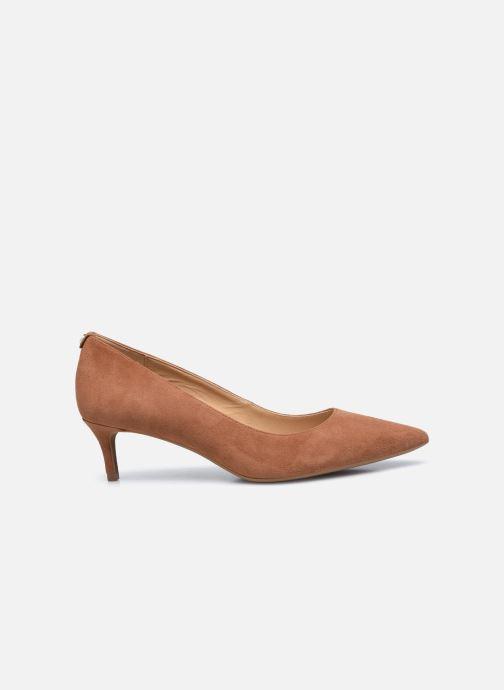 Zapatos de tacón Michael Michael Kors SARA  FLEX KITTEN PUMP Marrón vistra trasera