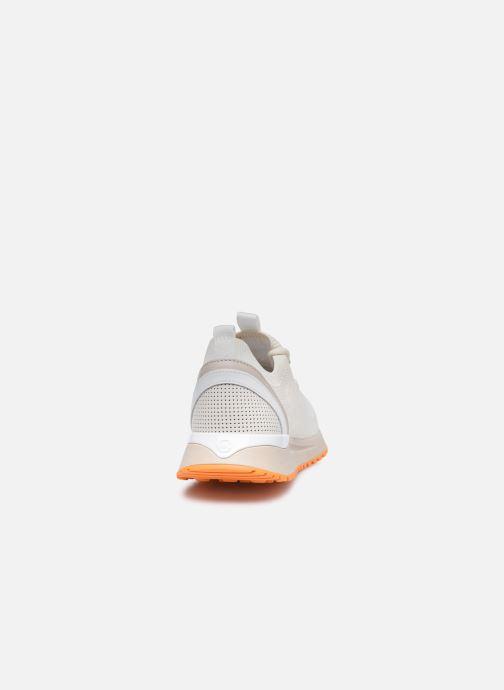 Sneaker Michael Michael Kors BODIE  TRAINER beige ansicht von rechts