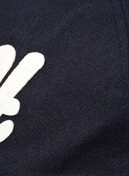 Kappe Hartford Casquette Cap H blau ansicht von vorne