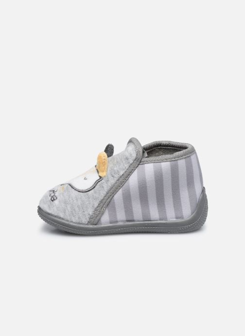 Chaussons Absorba Carma Gris vue face