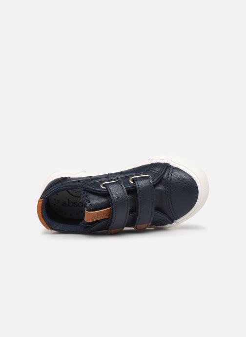 Sneakers Absorba Bilbon Azzurro immagine sinistra