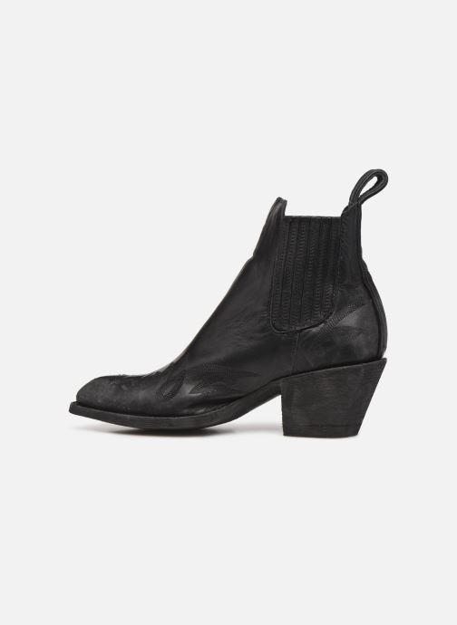 Bottines et boots Mexicana Gaucho 3 Noir vue face