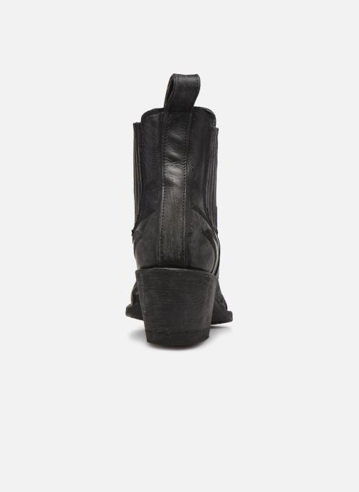Bottines et boots Mexicana Gaucho 3 Noir vue droite