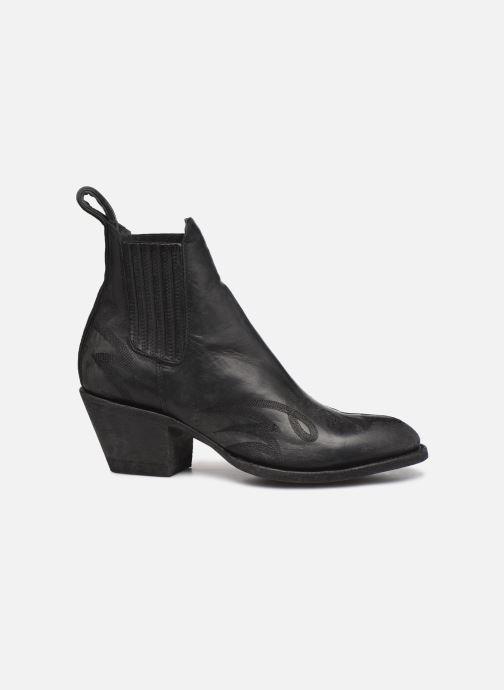 Bottines et boots Mexicana Gaucho 3 Noir vue derrière