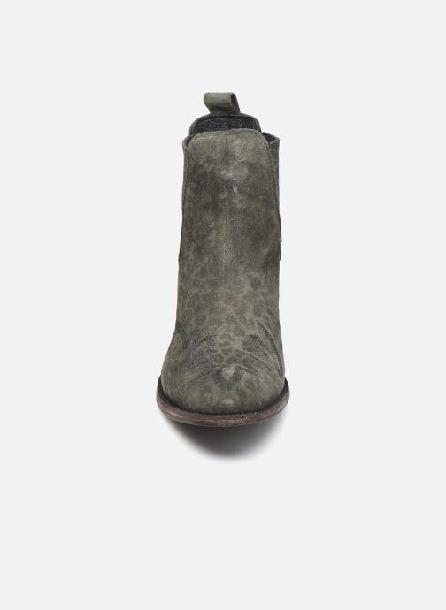 Stiefeletten & Boots Mexicana Gaucho 3 grün schuhe getragen