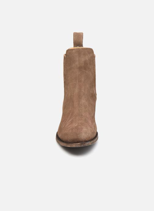 Bottines et boots Mexicana Gaucho 3 Marron vue portées chaussures