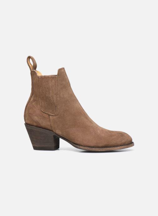 Bottines et boots Mexicana Gaucho 3 Marron vue derrière