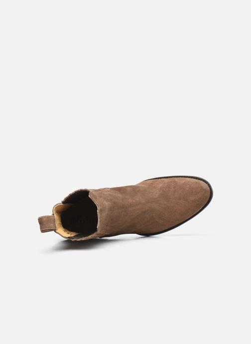 Bottines et boots Mexicana Gaucho 3 Marron vue gauche