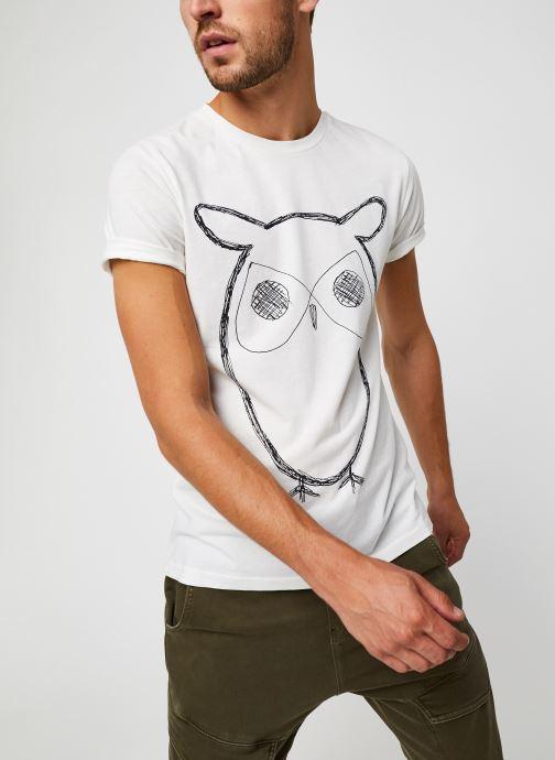 Kleding Accessoires T-Shirt Alder Chouette