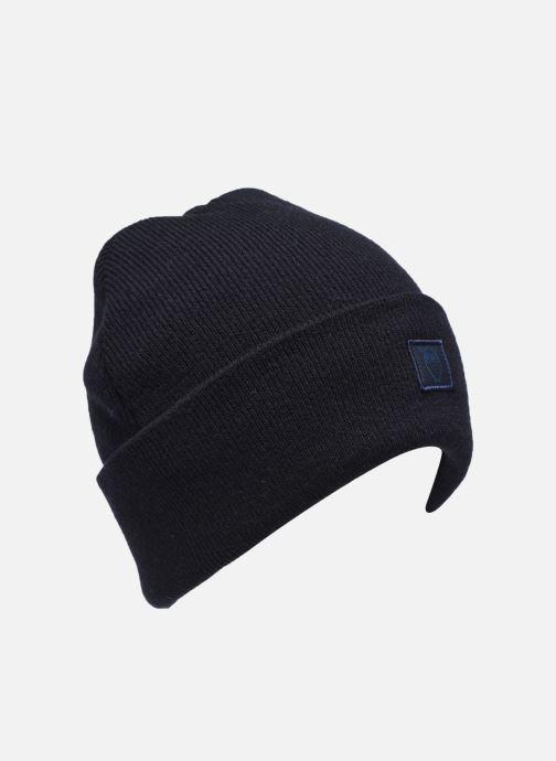 Bonnets Knowledge Cotton Apparel Bonnet Leaf Organic Noir vue détail/paire