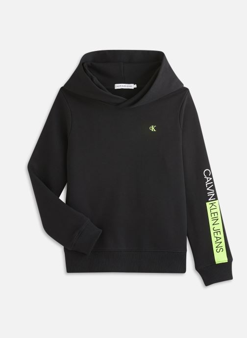 Vêtements Accessoires Logo Sleeve Hoodie