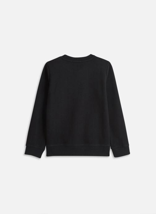 Vêtements Calvin Klein Institutional Block Sweatshirt Noir vue bas / vue portée sac