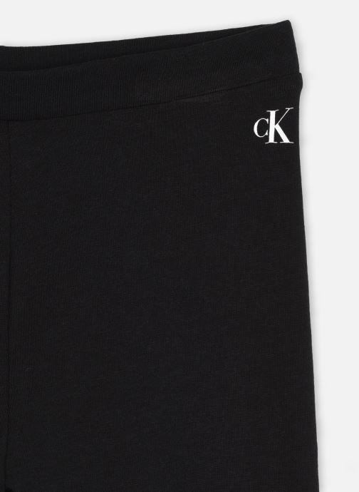 Vêtements Calvin Klein Institutional Legging Noir vue face