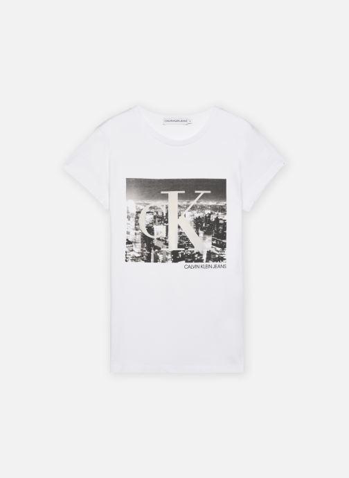 Vêtements Accessoires Ck Photo Print Slim Ss T-Shirt
