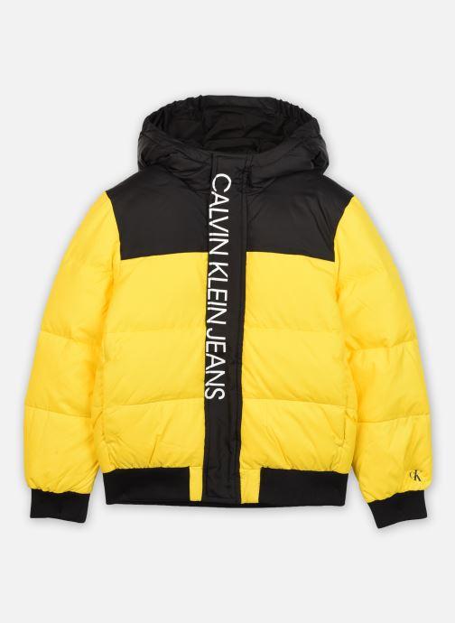 Doudoune - Colour Block Puffer Jacket