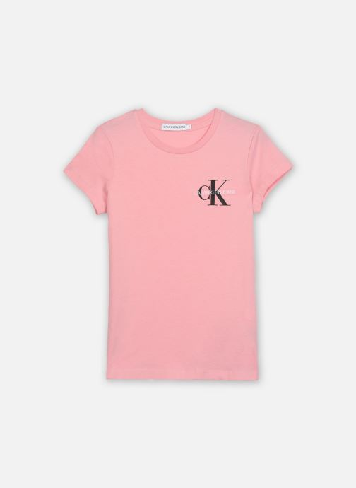 T-shirt - Chest Monogram Top