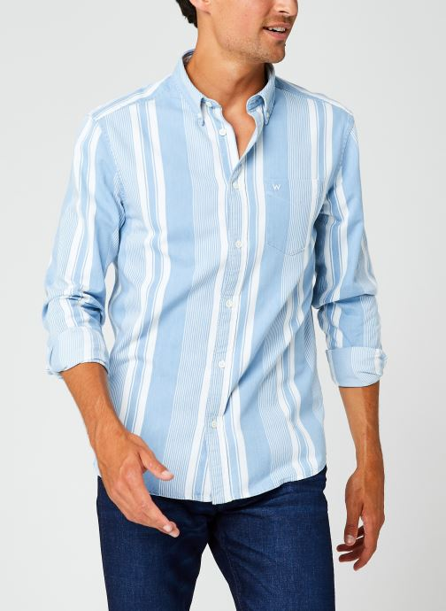 Chemise - Ls 1Pkt Button Down Shirt
