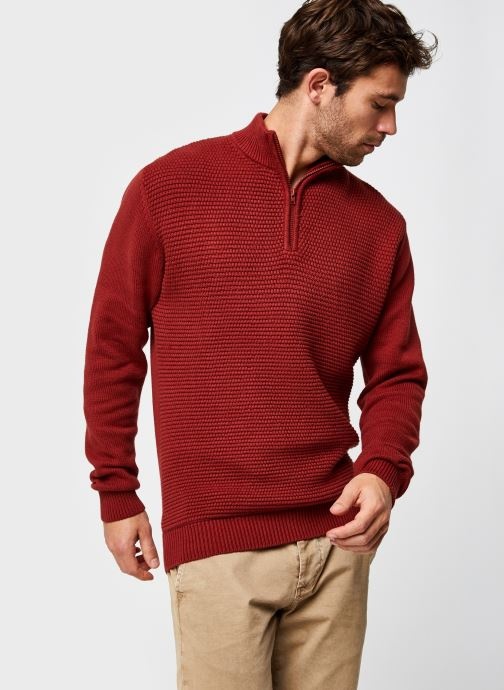 Tøj Accessories Half Zip Knit
