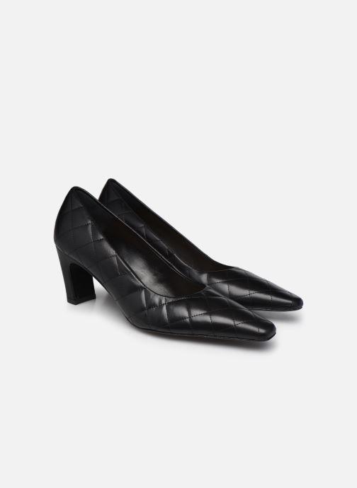 Zapatos de tacón Flattered Iggy Negro vista 3/4