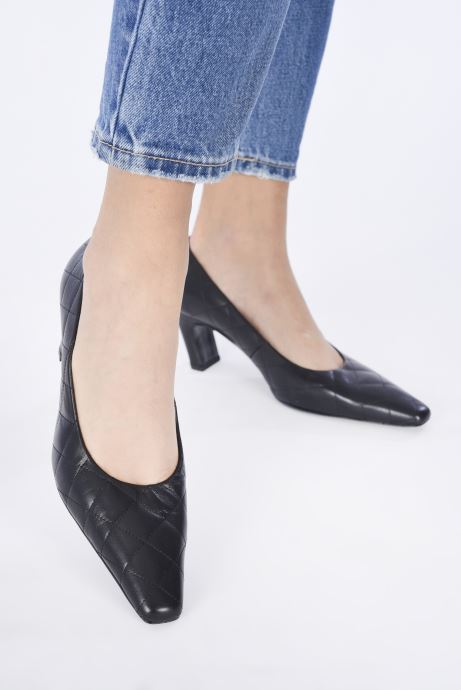 Zapatos de tacón Flattered Iggy Negro vista de abajo