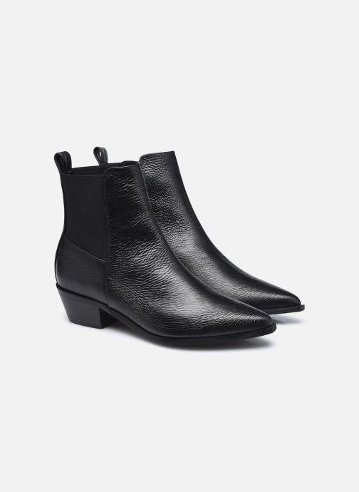 Stiefeletten & Boots Flattered Willow schwarz 3 von 4 ansichten