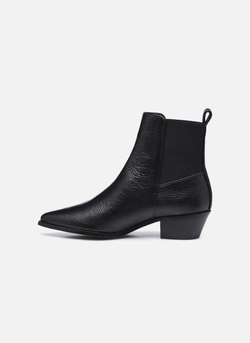 Stiefeletten & Boots Flattered Willow schwarz ansicht von vorne