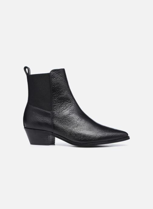 Stiefeletten & Boots Flattered Willow schwarz ansicht von hinten