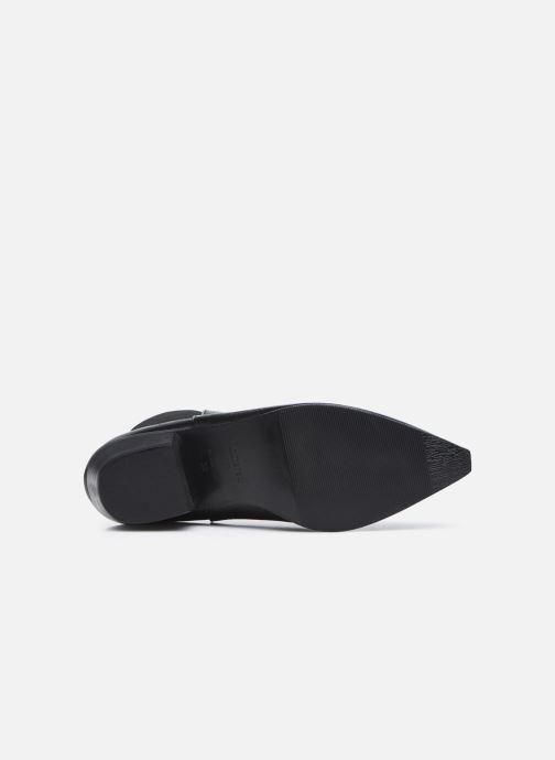 Stiefeletten & Boots Flattered Willow schwarz ansicht von oben