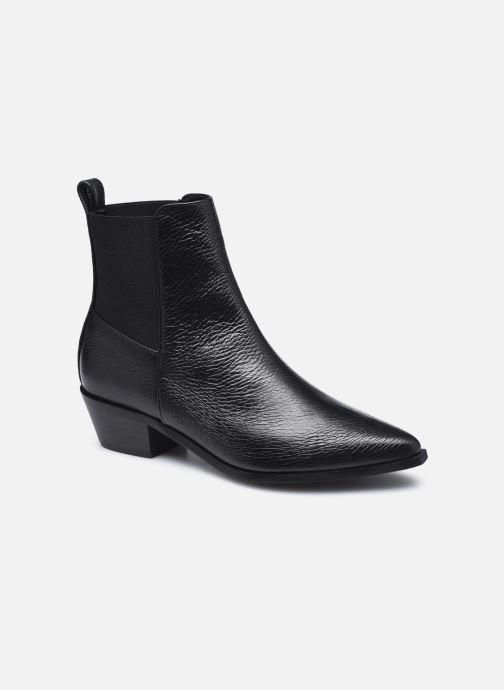 Stiefeletten & Boots Flattered Willow schwarz detaillierte ansicht/modell