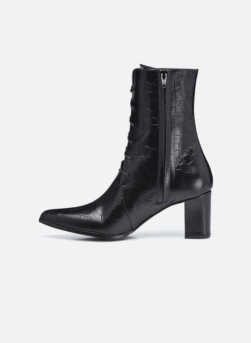Stiefeletten & Boots Flattered Tine schwarz ansicht von vorne