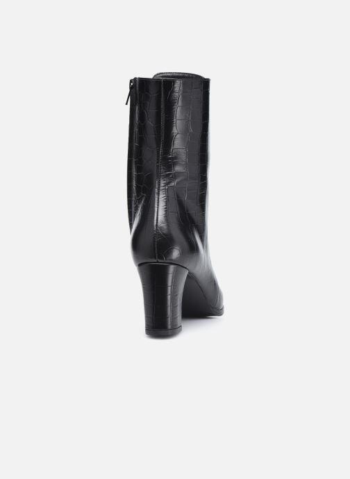 Stiefeletten & Boots Flattered Tine schwarz ansicht von rechts