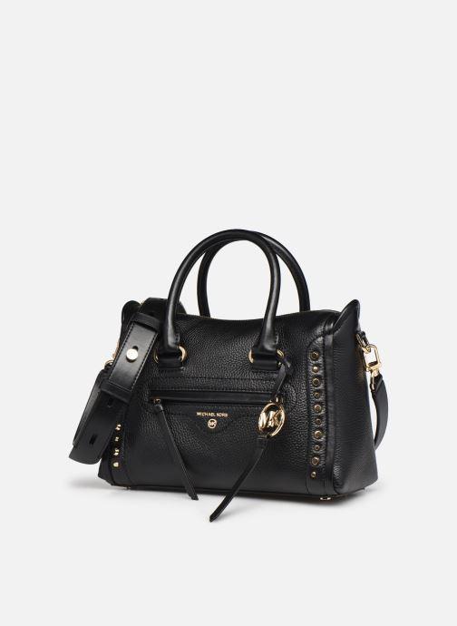 Bolsos de mano Michael Michael Kors CARINE Negro vista del modelo
