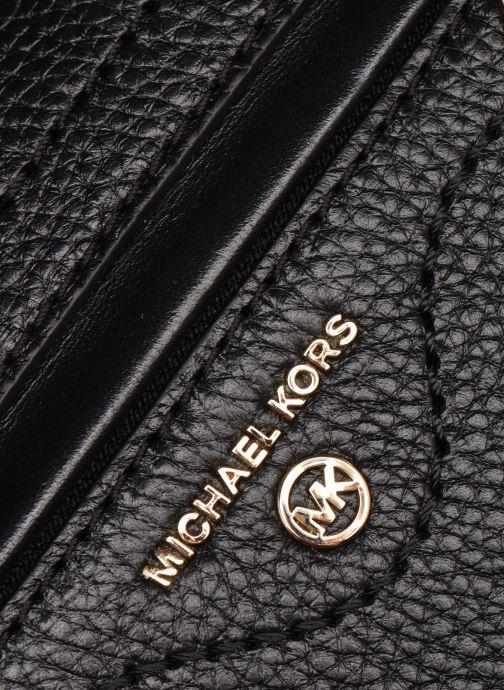 Bolsos de mano Michael Michael Kors CARINE Negro vista lateral izquierda